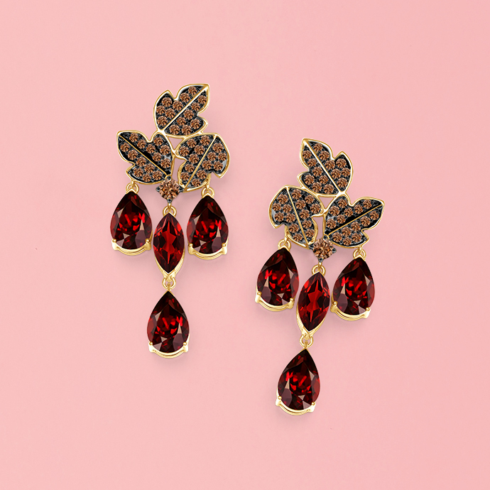 pear-and-marquise-garnet-grapevine-earrings