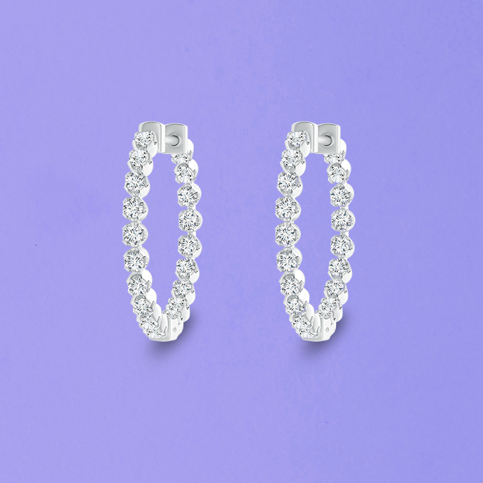 prong-set-diamond-hoops-earrings